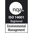 nqa ISO 14001 Registered