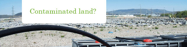 Contaminated land?